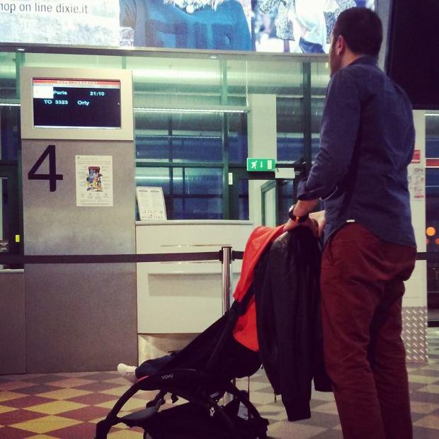 babyzen yoyo aeroporto passeggino