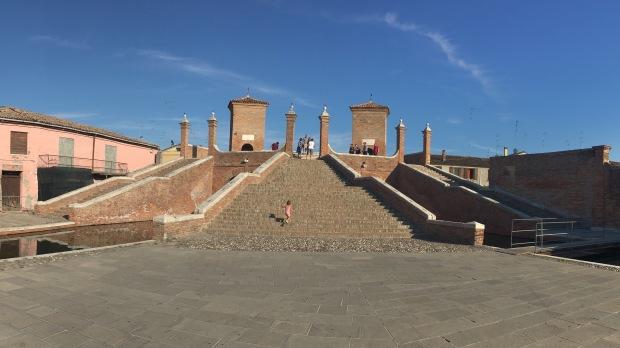 Trepponti Comacchio ferrara