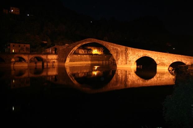 Ponte del Diavolo Lucca