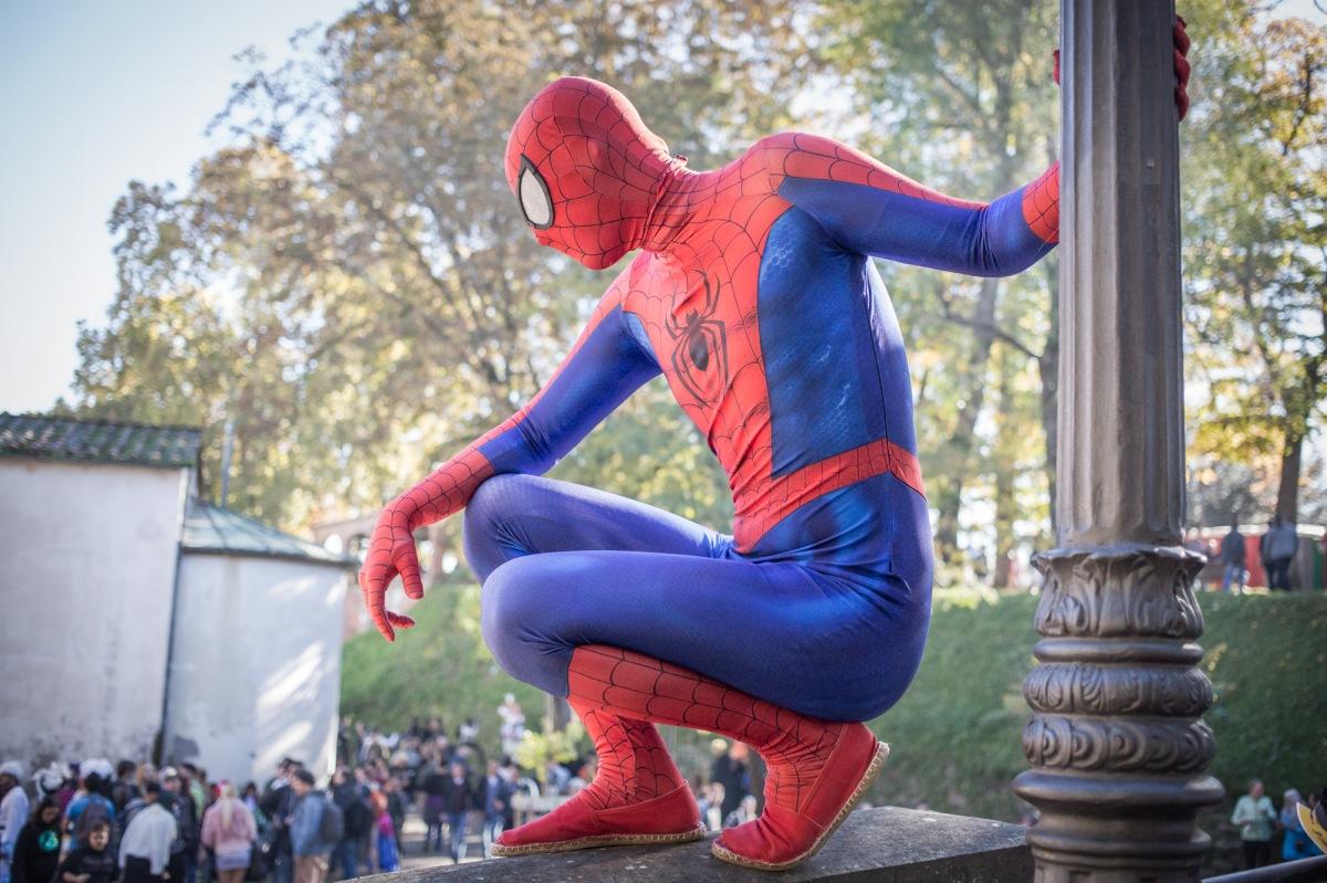 Spiderman Lucca Comics & Games Lucca